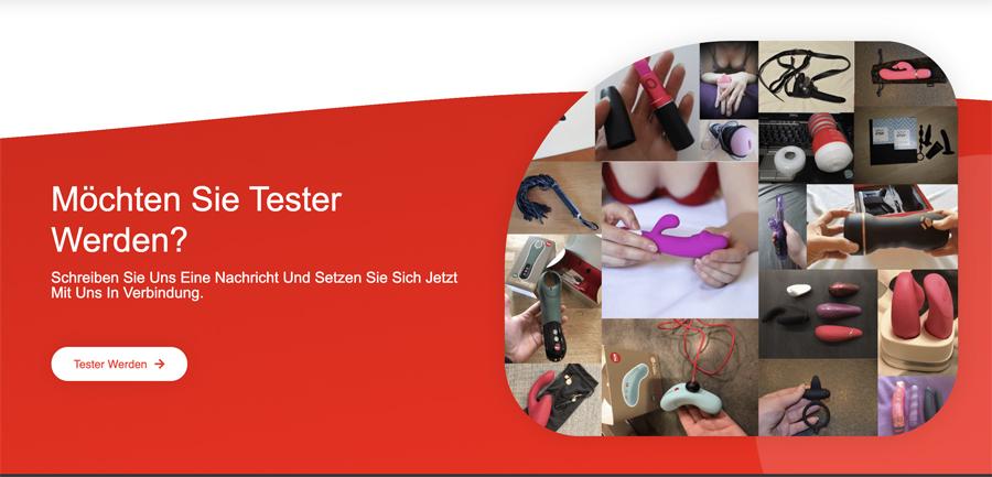 Muschi selber bauen Tester bei Lovefreund.de werden